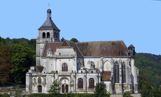Eglise Saint Pierre de Tonnerre