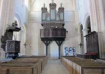 Orgue de l'Église Saint Pierre de Tonnerre