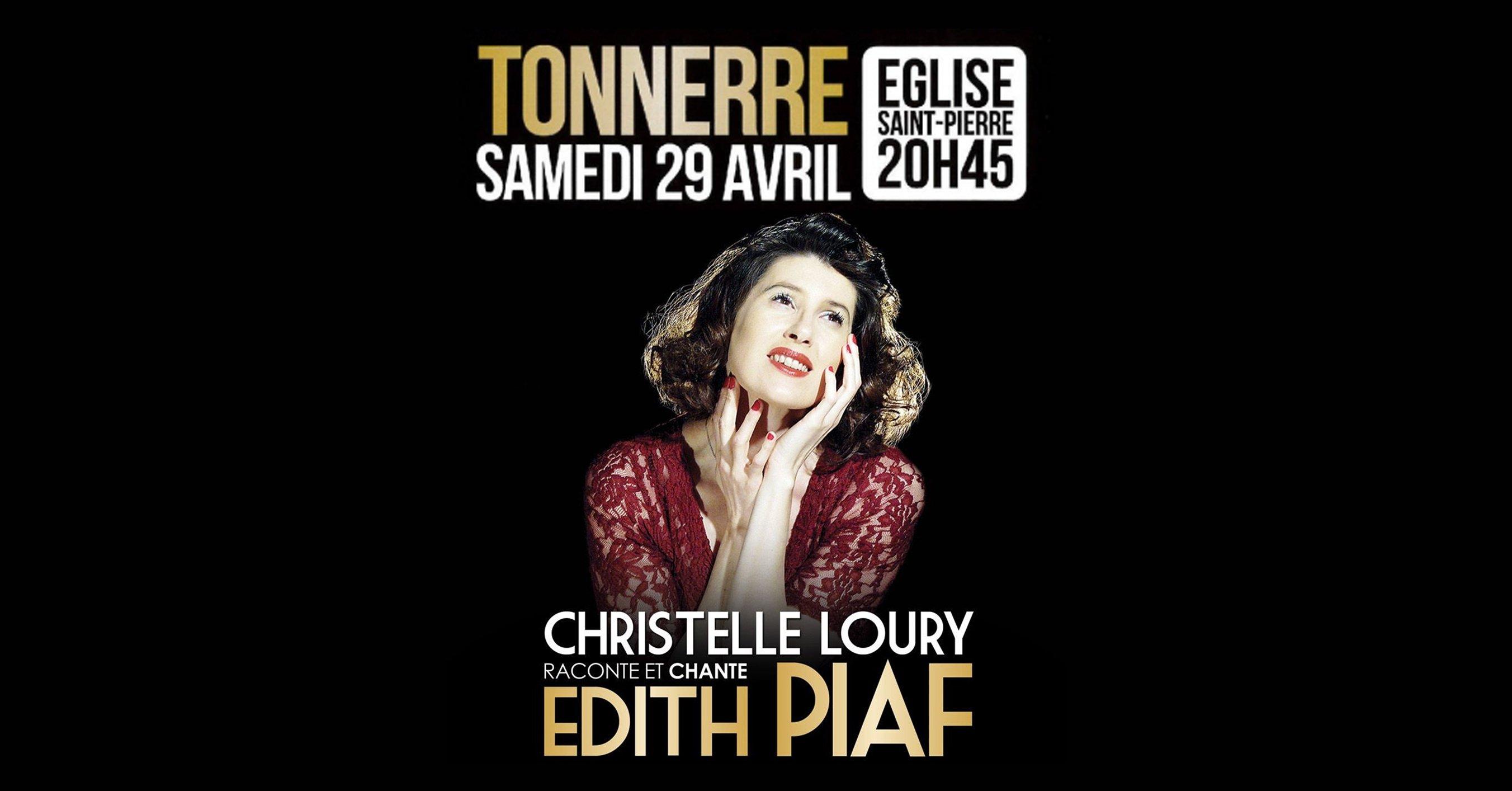 Concert Christelle Loury