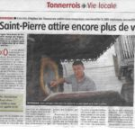 article presse Chaire