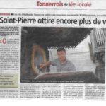article presse Chaire