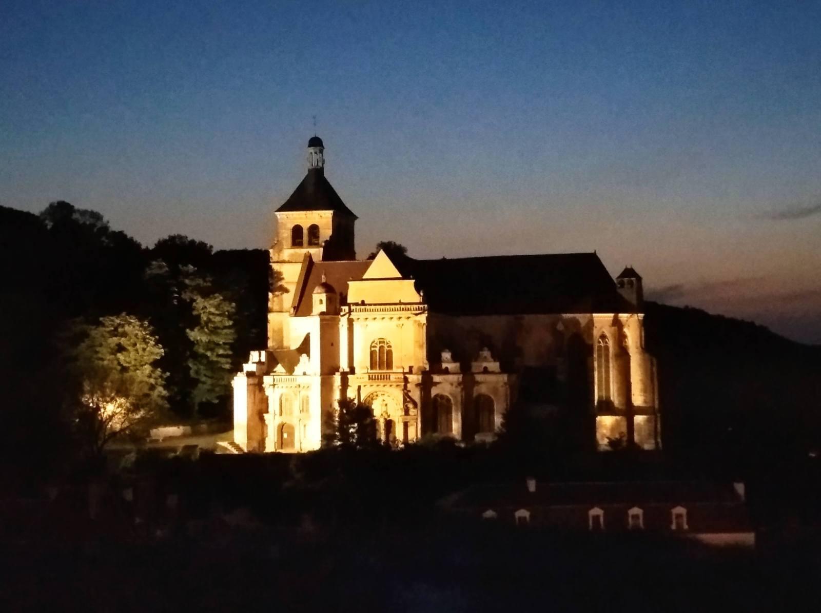Réhabilitation de l'éclairage extérieur de l'église St Pierre